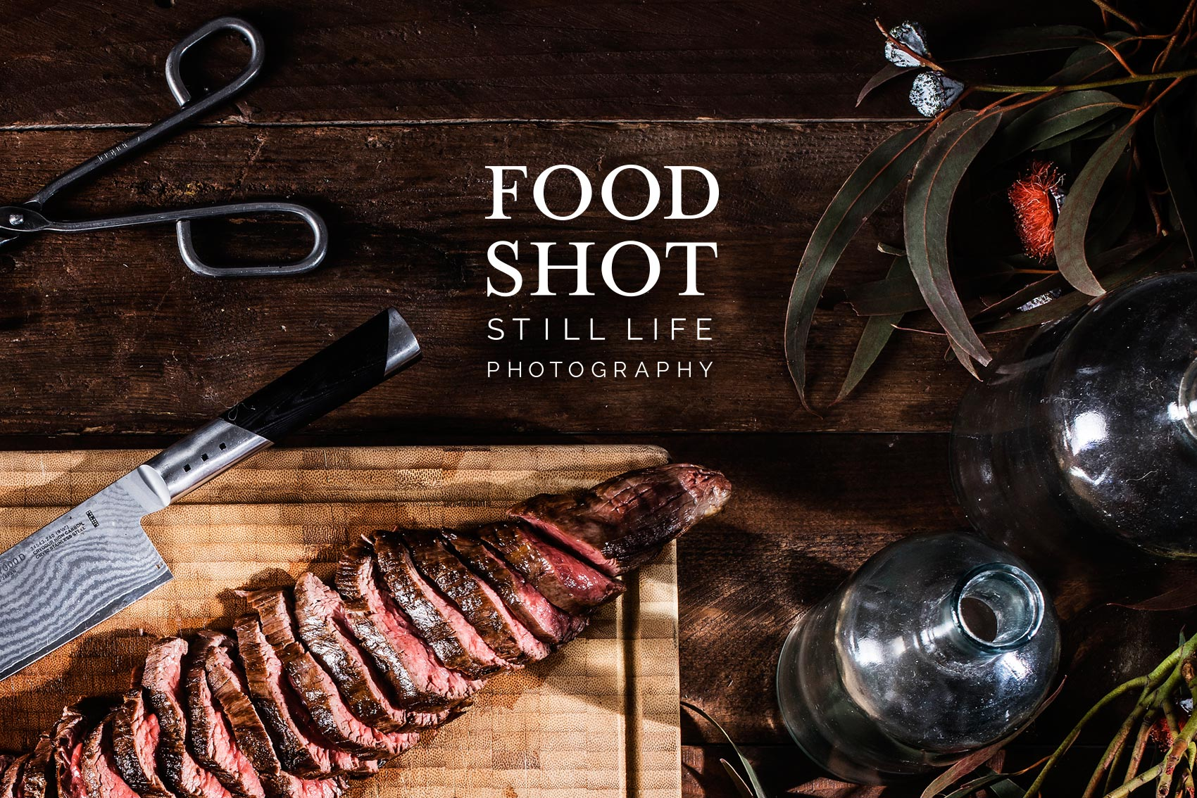 Food Shot food photography foodie naming branding logo design corporate identity Vibranding