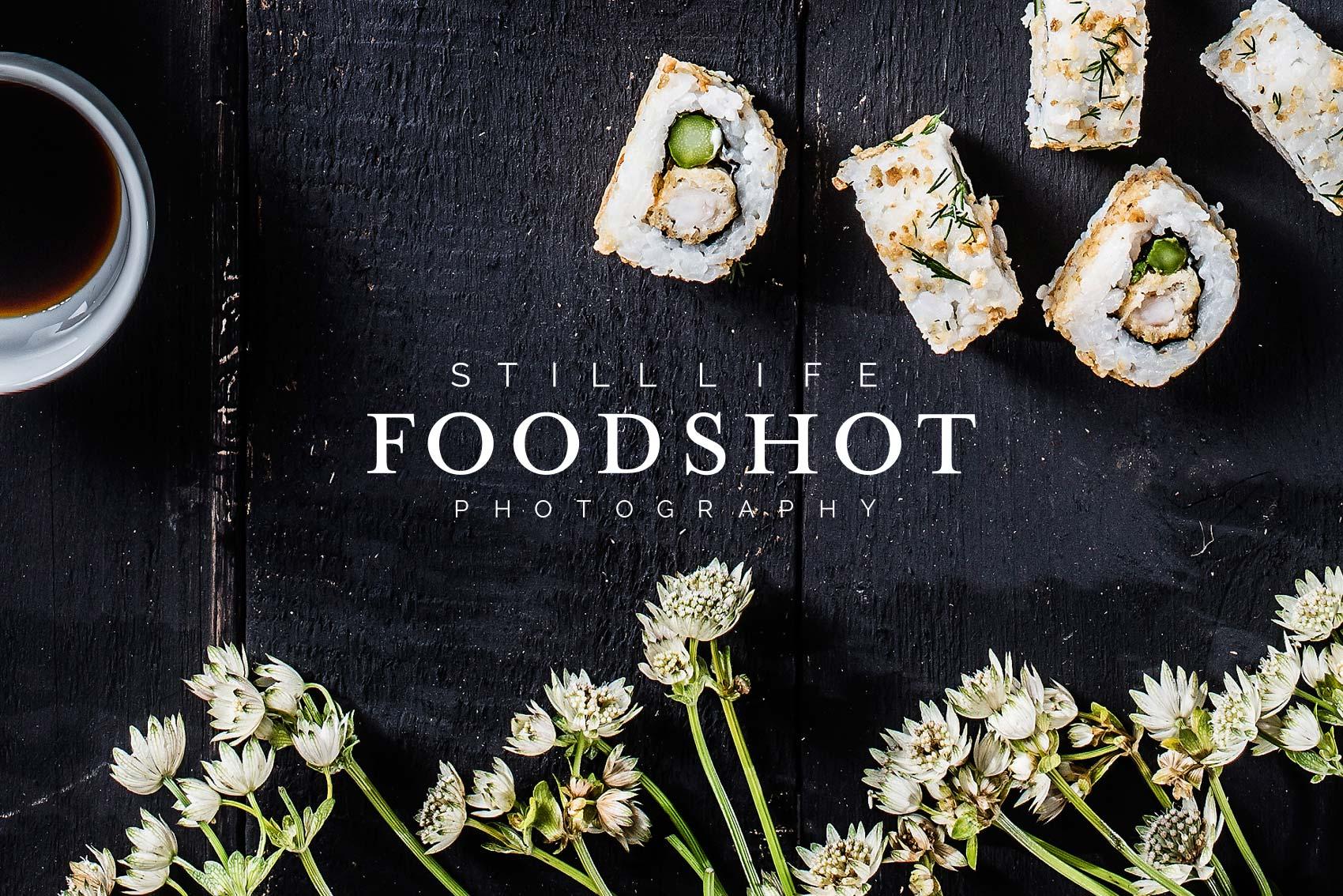 Food Shot fotografía de producto alimentación naming branding diseño de logo identidad corporativa Vibranding