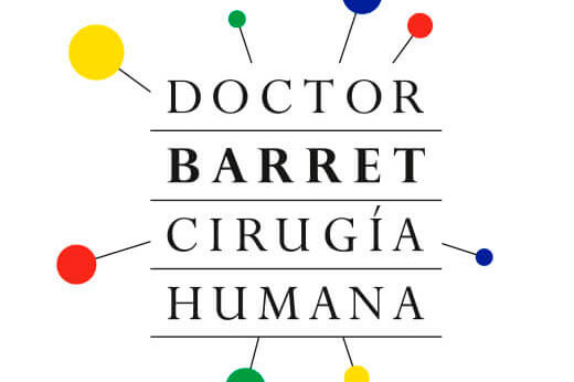 Doctor Barret Logo Branding Identidad Visual Corporativa Vibranding