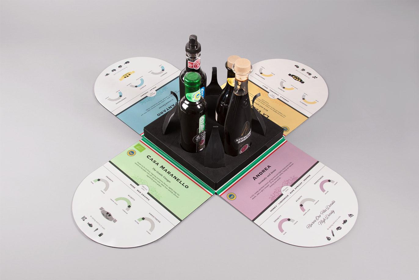 Ortalli packaging selling kit creativitat disseny gràfic nous formats Vibranding