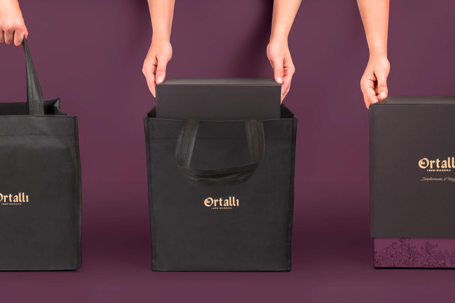 Unboxing del selling kit de Ortalli