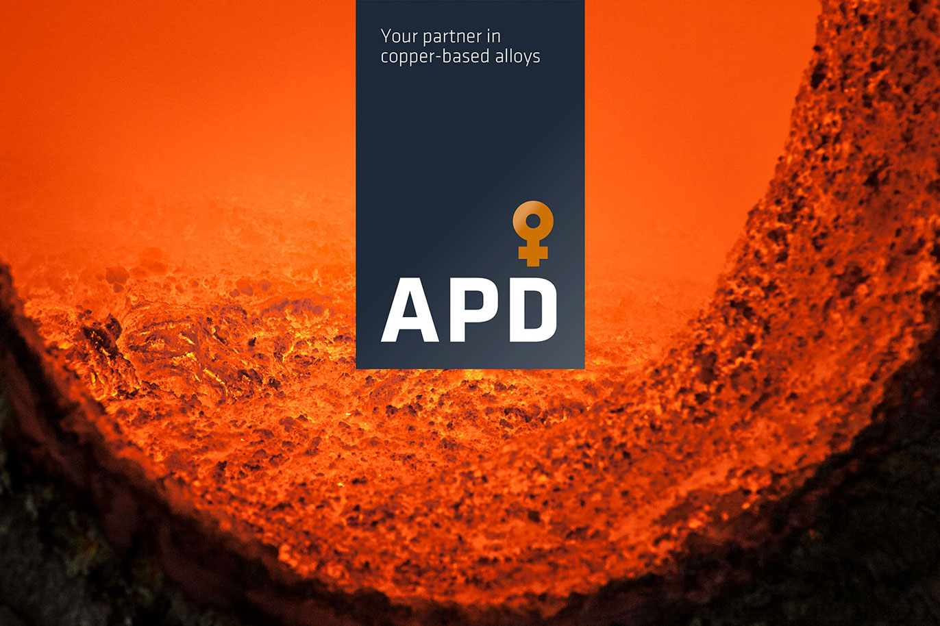 APD branding corporate identity logo design sales material photography web design art direction Vibranding