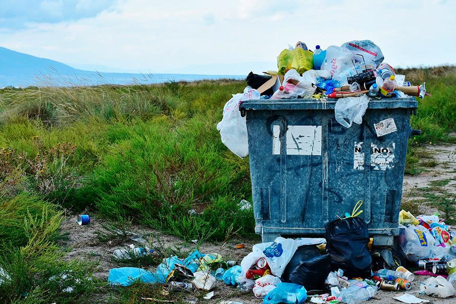 basura packaging diseño futuro sostenibilidad Vibranding