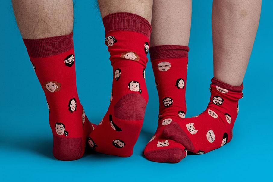 Vibranding socks