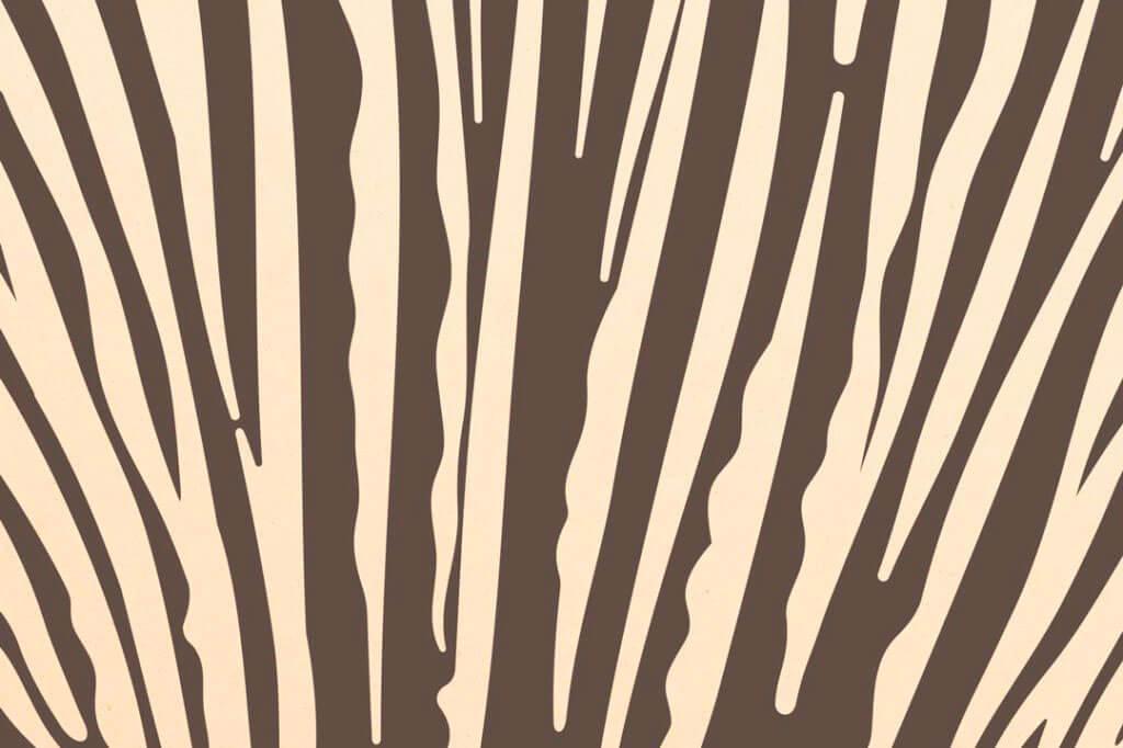 Detalle del isotipo del logo para Mushroom Forestry diseño branding