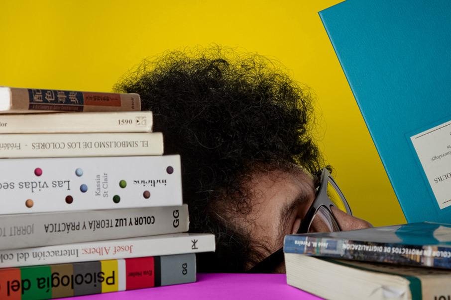Dani Caño calibrado de color ordenador monitor gestión de color Vibranding