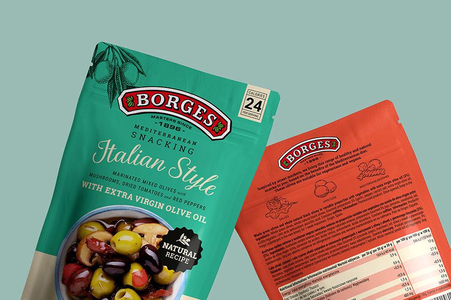 Borges Mediterranean Snacking