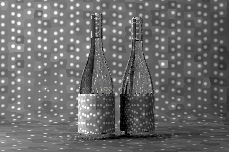 diseño gráfico modelado 3D mockup packaging Vibranding