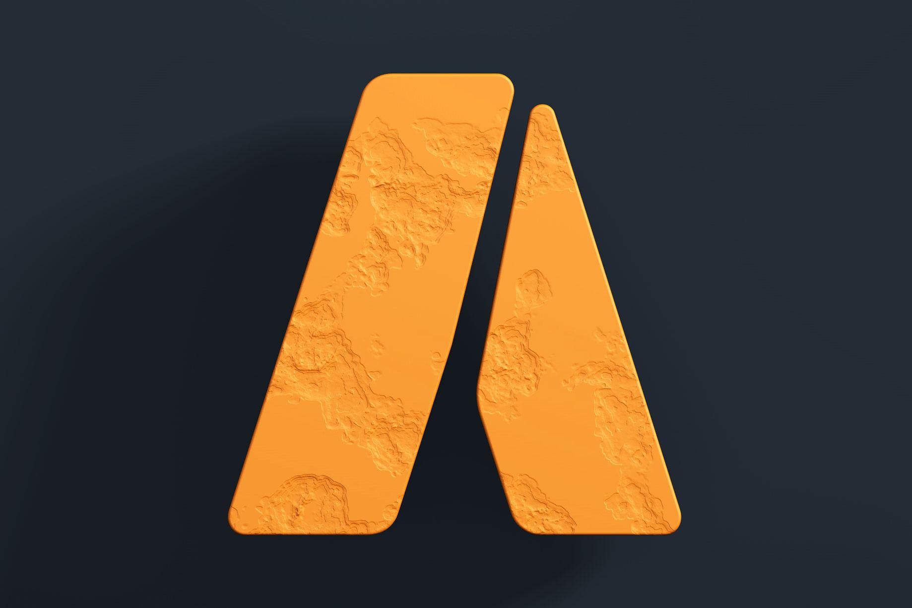 Altcontrol branding naming diseño de logo identidad corporativa logotipo tipografía avatar Vibranding