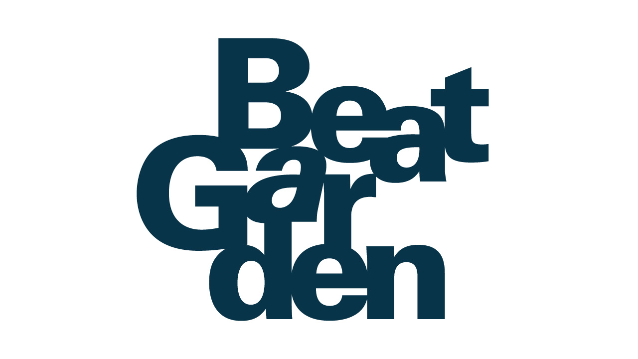 Beat Garden Branding corporate identity logotype design logo graphic design recording studios Barcelona Vibranding