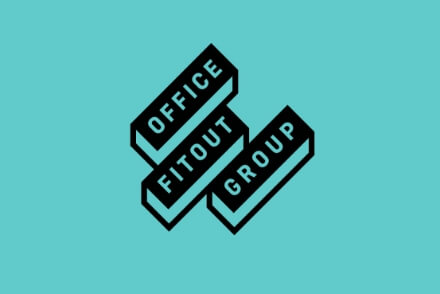 Office Fitout Group visual communication web design Vibranding