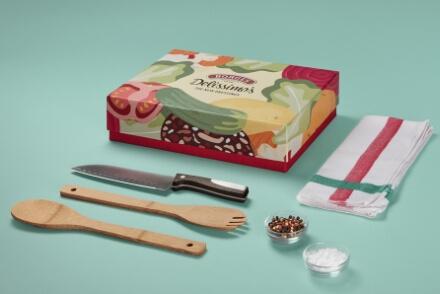 Borges Delissimo's packaging paquetes y envoltorios Vibranding
