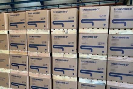 Transmesa packaging embalajes contenedores Vibranding