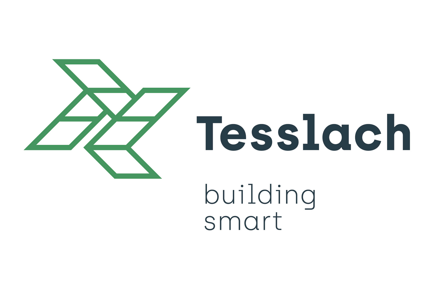 Tesslach branding logo identitat corporativa disseny gràfic Vibranding